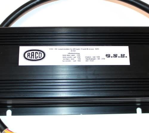 Licht simulator anhänger 12V 11701 Raco