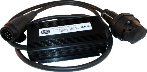 Lampen simulator anhänger 12V 13-pol Raco