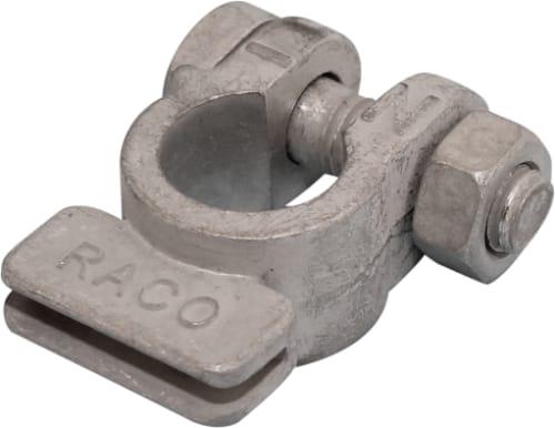 Batteri Polsko minus 17 mm stelbånd 224500 RACO