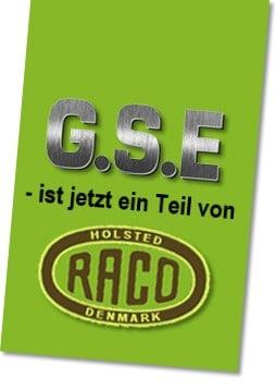 GSE ist jetzt ein Teil von RACO