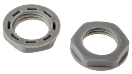Plastic Nut for cable gland Gray PG11 Spare parts Raco