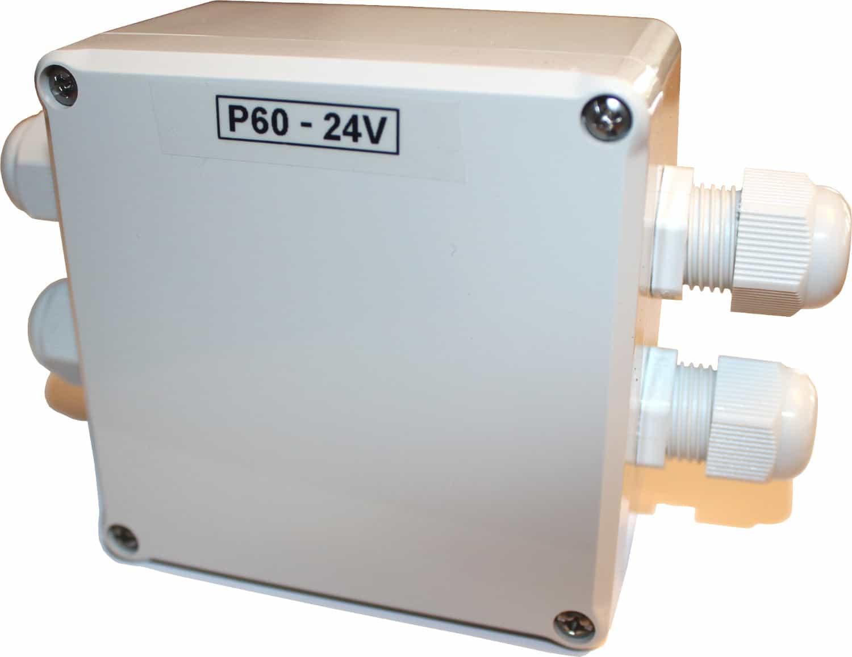 Anhänger Konverter Relaisbox 24V zu 12V 11105 Raco GSE