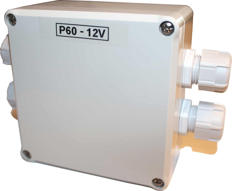 Anhänger Konverter Relaisbox 12V zu 12V 11106 Raco GSE