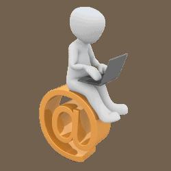 Sidebar Mail Raco