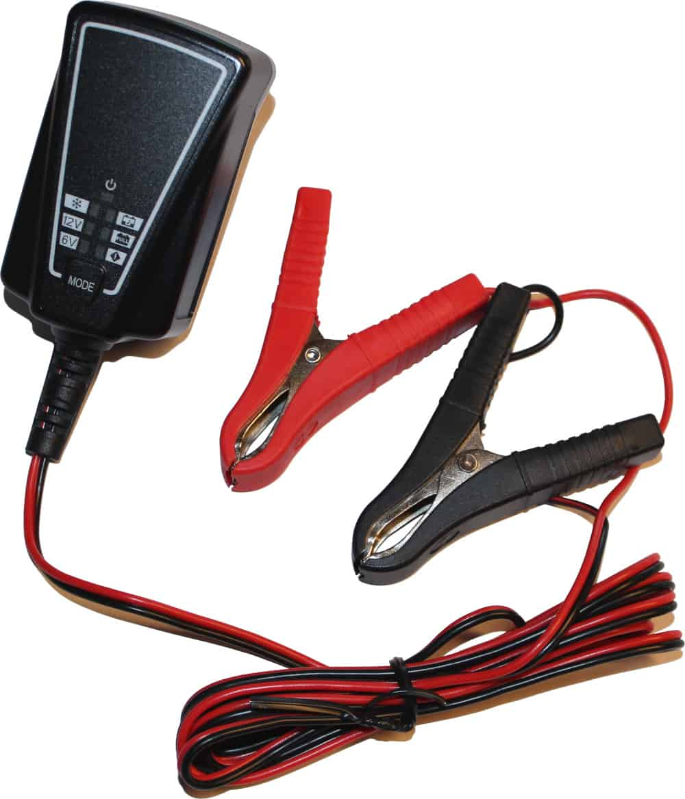 Charger for motor vehicle, truck, motorcycle, boat, tractor, lead batterie, Spare parts 12183 Raco