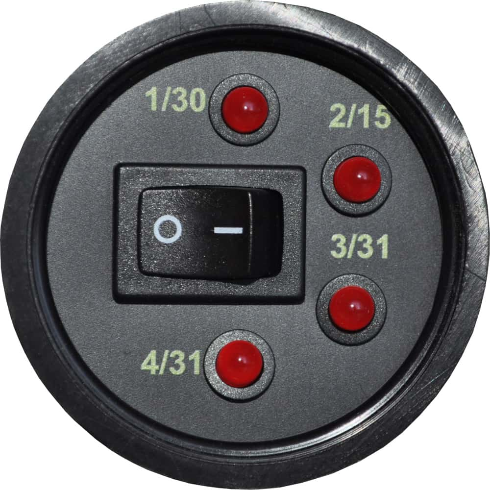 Trailer tester Prøvestik 24V 5 polet ABS Spiralkabel Teststik 12930 RACO